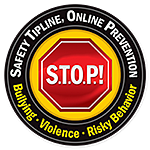 STOP Tipline - Online/Offline - Bullying, Violence, Risky Behavior